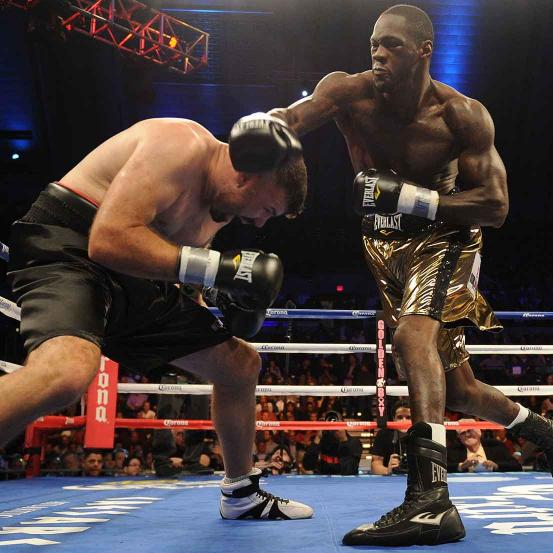 Why I Think Deontay Wilder Will Unify All Of The