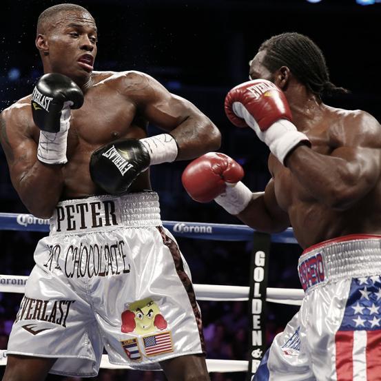 Peter Quillin fights Fernando Guerrero