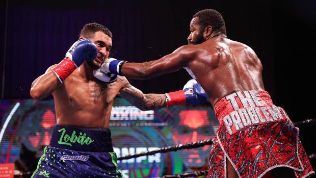 Broner vs Santiago