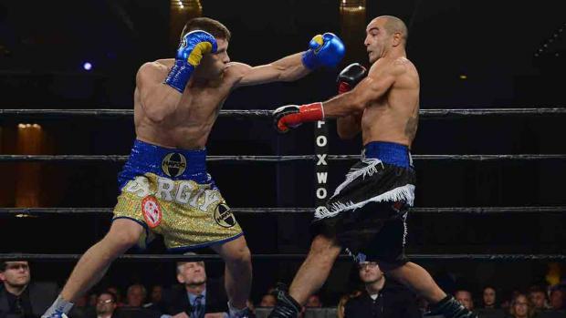 Derevyanchenko vs Soliman